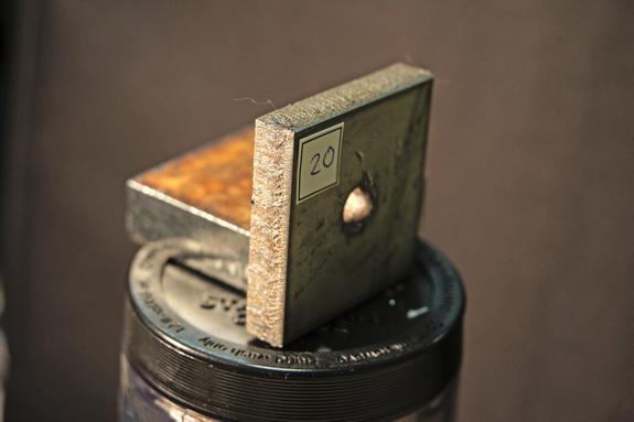 промышленная резка металла