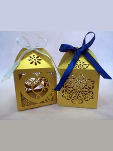 декоративные коробочки из картона