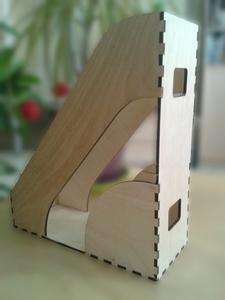Лоток для бумаг формата А4